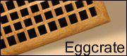 eggcrate registers